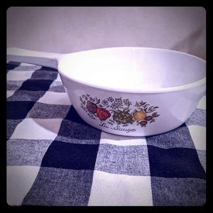 Vintage Corning Ware Spice of Life Sauce Pan